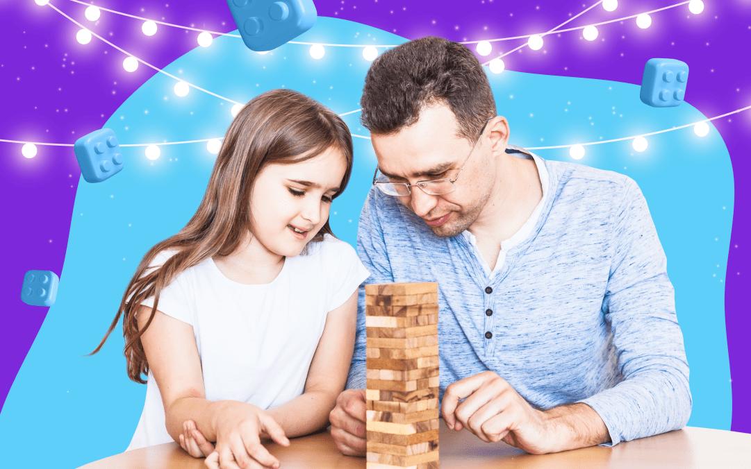 лучшие настольные игры для всей семьи